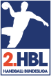 Logo 2. Handball-Bundesliga